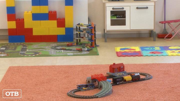 Детские сады Екатеринбурга будут работать с 4 по 7 мая