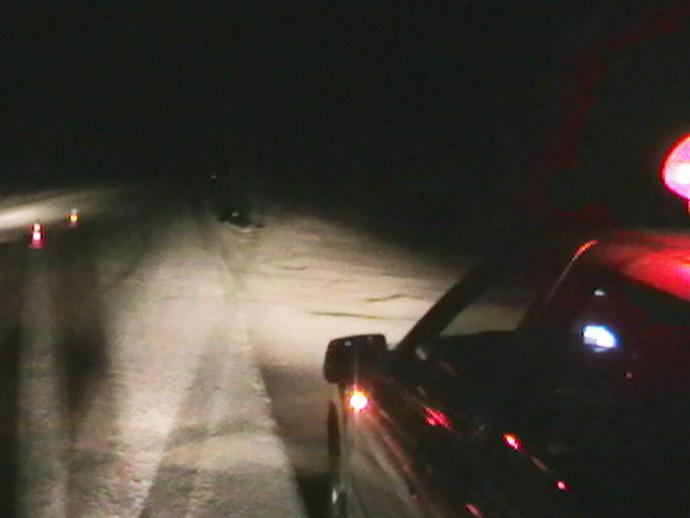 ВЕкатеринбурге шофёр насмерть сбил человека и исчез