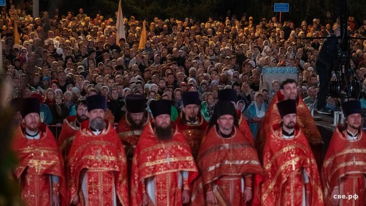 Итоги недели: Царский крестный ход в Екатеринбурге