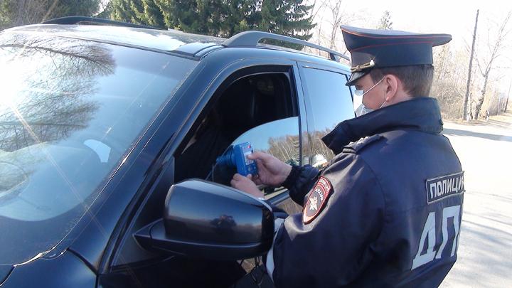 Более 3000 свердловских водителей попались на «неправильной» тонировке