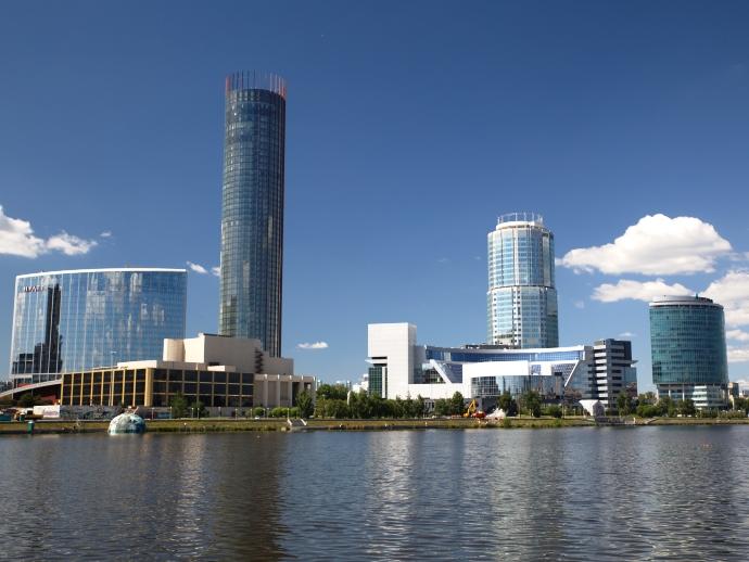 Город Казань отнесли кразвивающимся «умным» городам