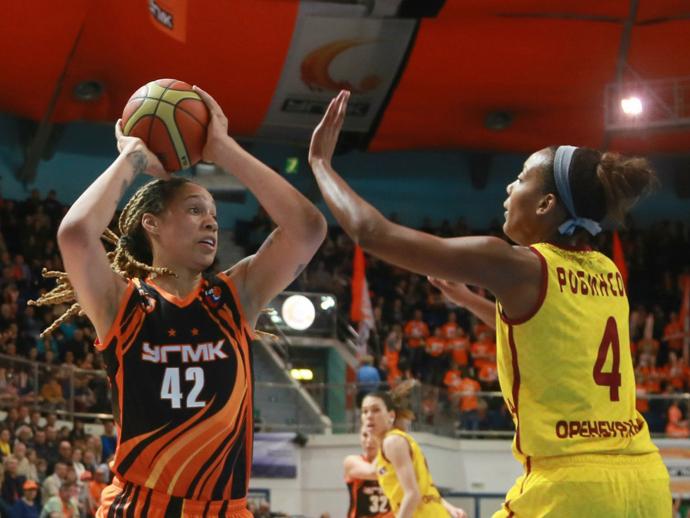 Баскетболистки УГМК обыграли «Надежду» вматче Евролиги