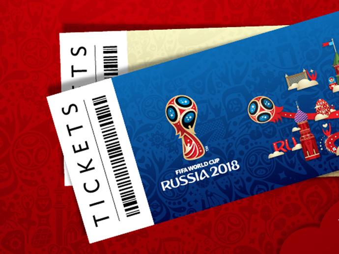 Билетных спекулянтов наЧМ-2018 будут облагать штрафом на млн руб.