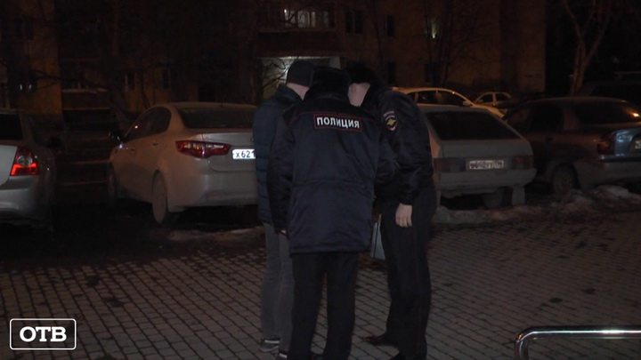 В Екатеринбурге ищут мужчину, который пытался ограбить банк на Уктусской