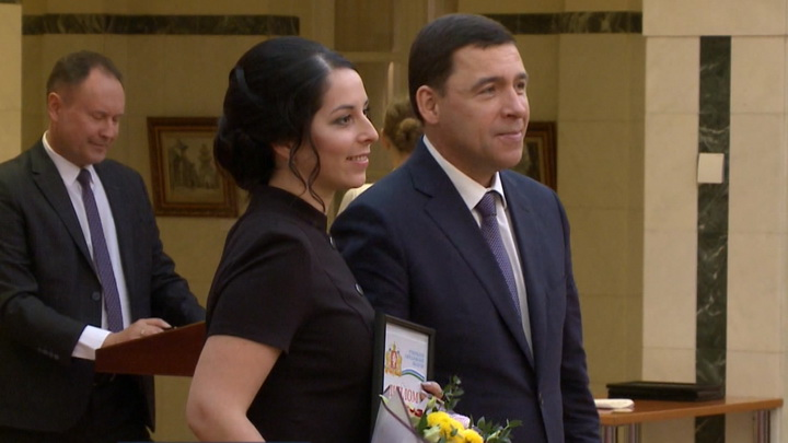 Лучшим преподавателям вузов Свердловской области вручили премии
