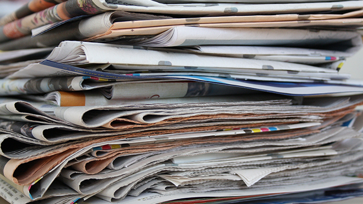 Евгений Куйвашев поздравил работников СМИ с Днём российской печати