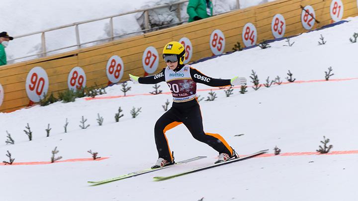 Свердловские летающие лыжники взяли пять медалей чемпионатов России
