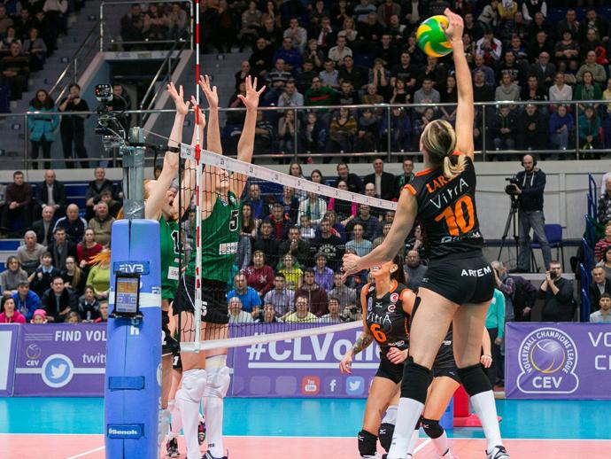«Уралочка» вновь дала бой турецкому «Эджзаджибаши»— Чемпион нервничает