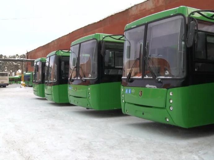 Всё ради футбола: Екатеринбург закупит еще 60 современных автобусов