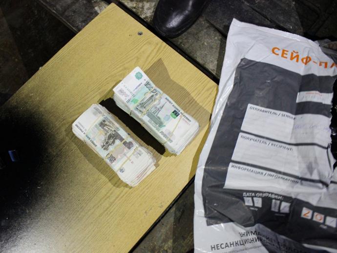 ВНижнем Тагиле инкассатор инсценировал кражу млн. руб. из-за низкой заработной платы