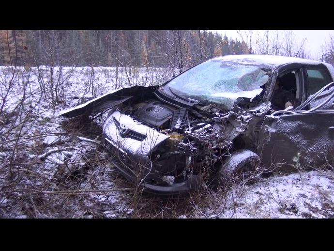 Натрассе Екатеринбург-Нижний Тагил-Серов умер шофёр