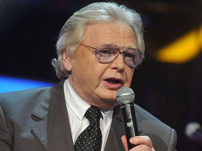 Концерт Юрия Антонова вЕкатеринбурге отменили из-за болезни артиста