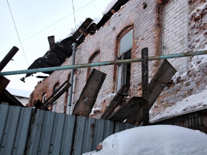 ВИрбите снова обвалился дом Сегодня в19:35