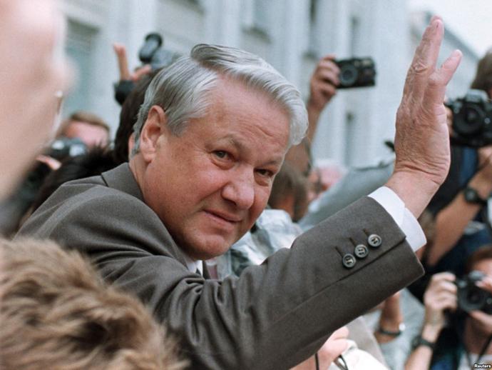 Вдова Бориса Ельцина увидела большие перемены воблике Екатеринбурга