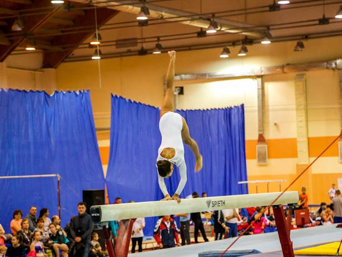 Молодые гимнасты изТольятти отличились напервенстве страны