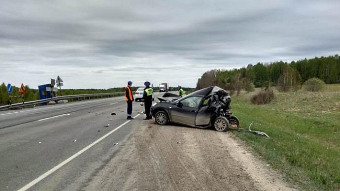 Осуждён водитель, погубивший семью участкового из Красноуфимска