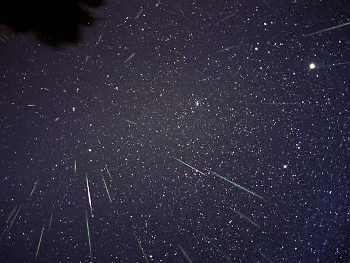Москвичи смогут наблюдать звездопад вночь на29июля