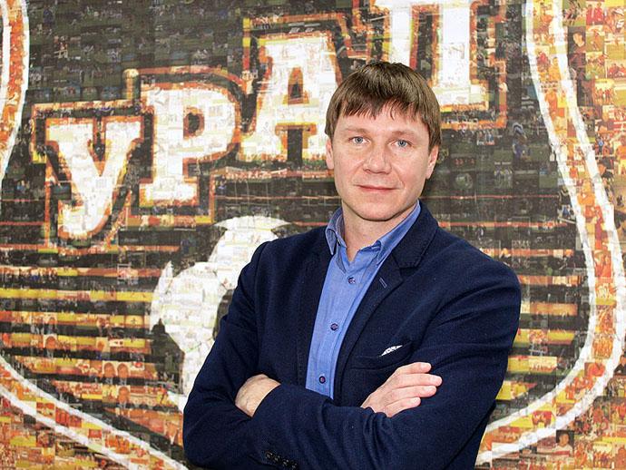 Прежний футболист «Урала» Алхимов стал спортдиректором клуба