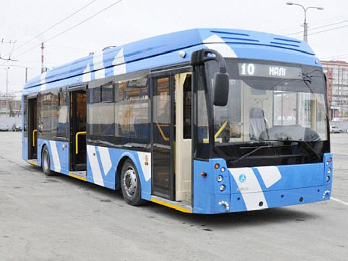 ВЕкатеринбурге появился 1-ый  электробус— пока для исследования