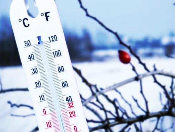 Погода вНовый год вЕкатеринбурге будет теплой