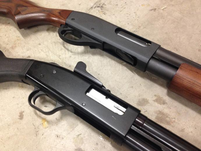 Усвердловчанина, неплатившего налоги, арестовали 5 ружей