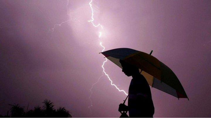 Штормовое предупреждение в Свердловской области продлено до 23 июля